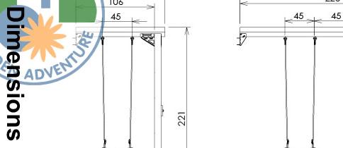 Swing Module Module Dimensions