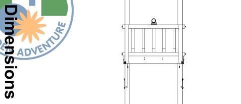 Balcony Module Module Dimensions