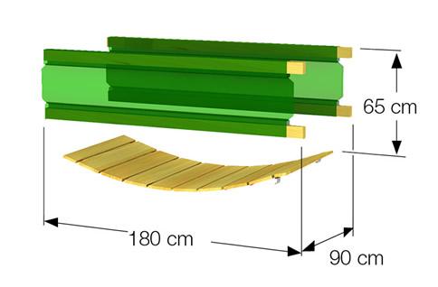 Bridge Link Module Module Dimensions