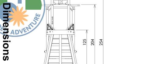 Train Module Module Dimensions