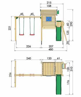 Swing-Dimensions