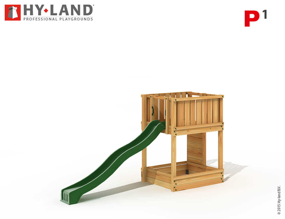 Project 1 Climbing Frame
