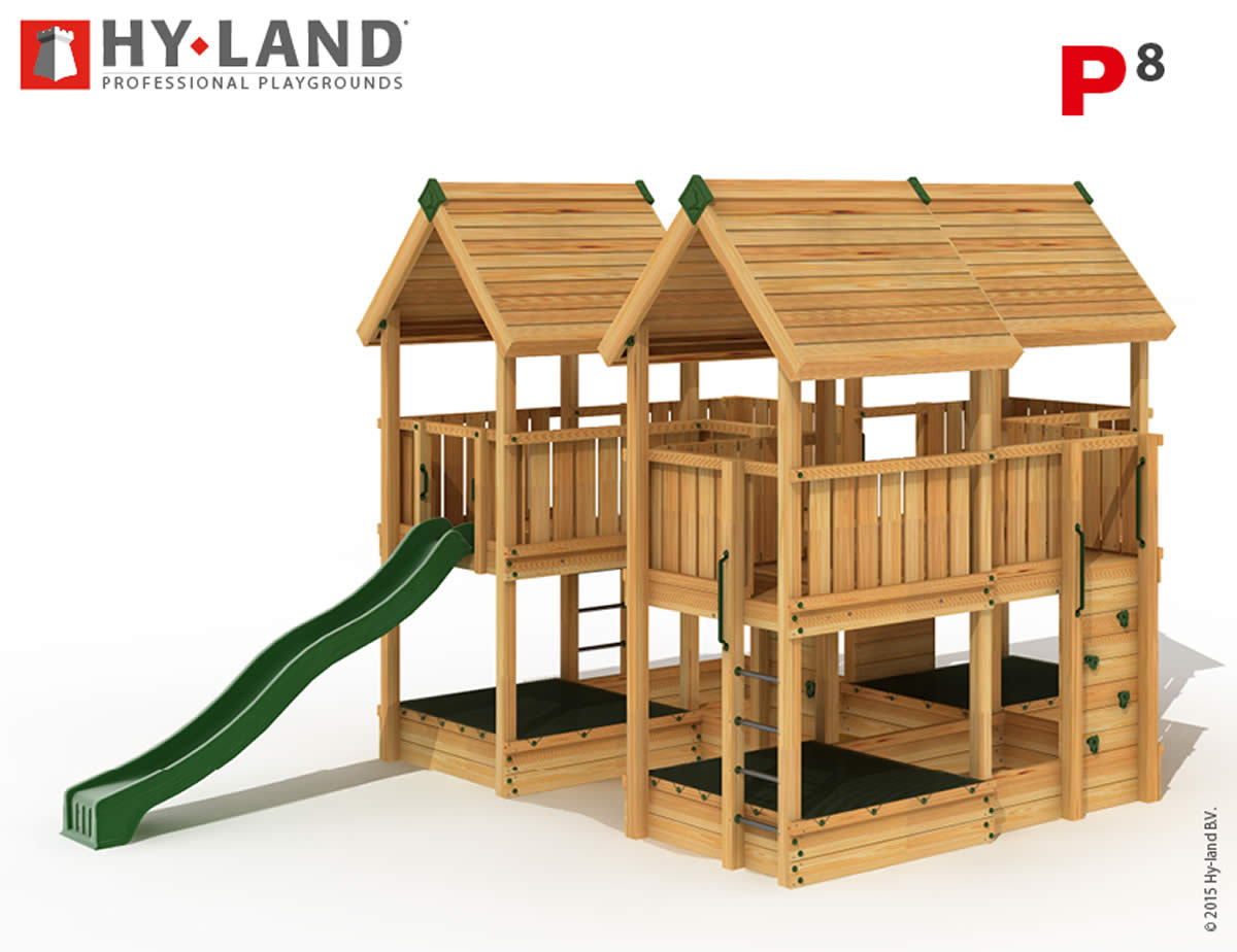 Project 8 Climbing Frame