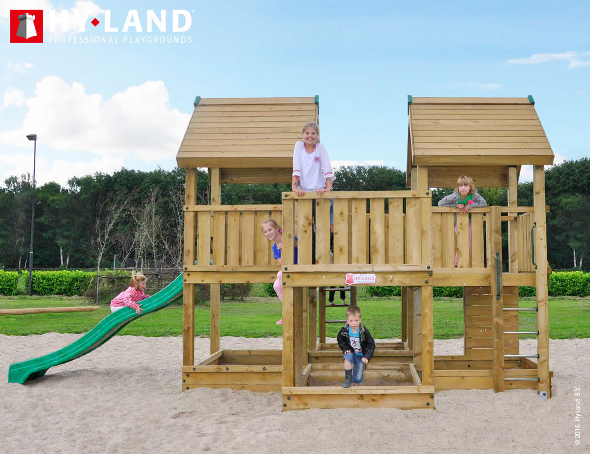 Project 7 Climbing Frame