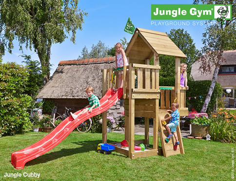 Cubby Climbing Frame