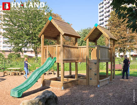 Project 6 Climbing Frame
