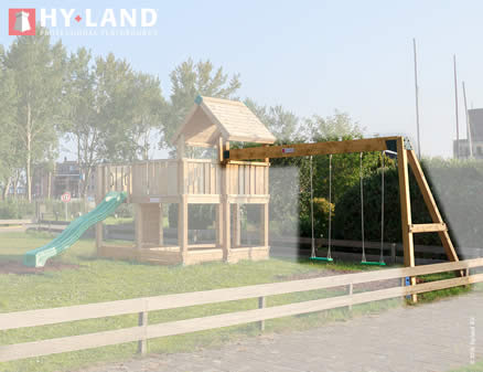 Hy-Land Swing Module