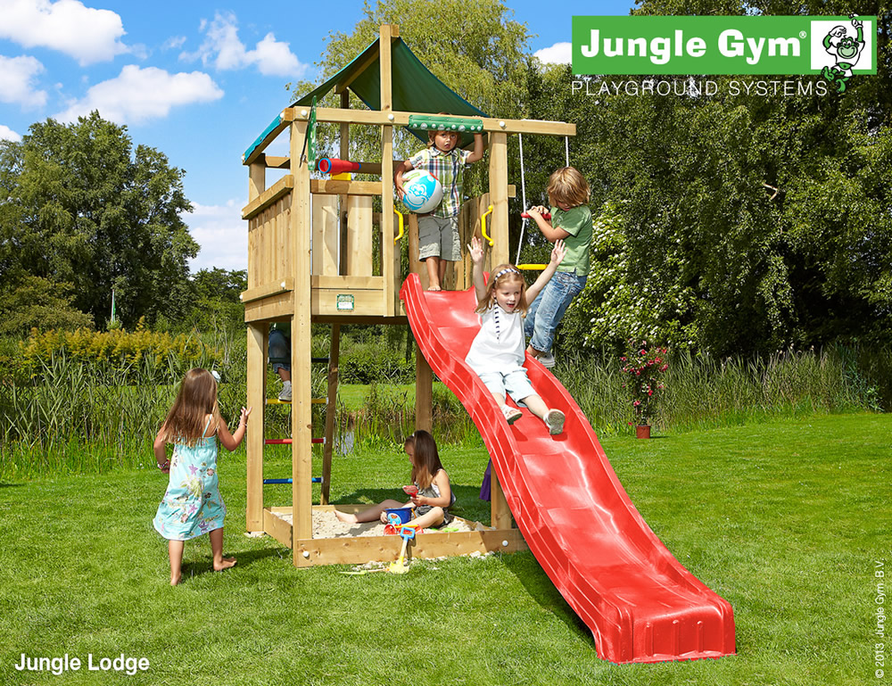 Lodge Climbing Frame